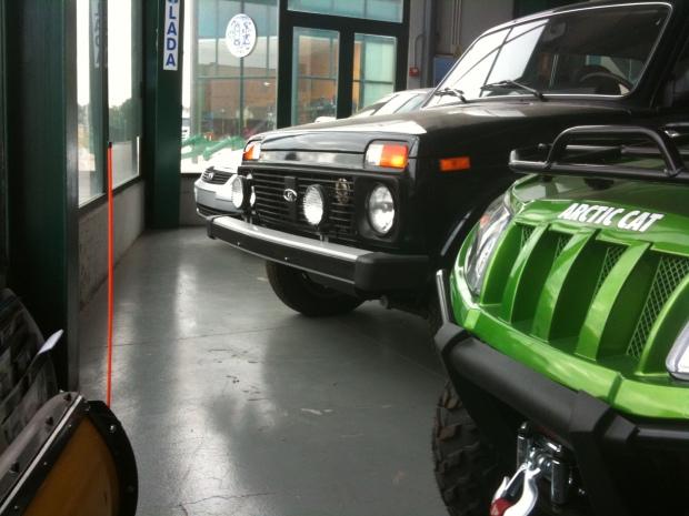 concesionario de coches Lada en Burgos