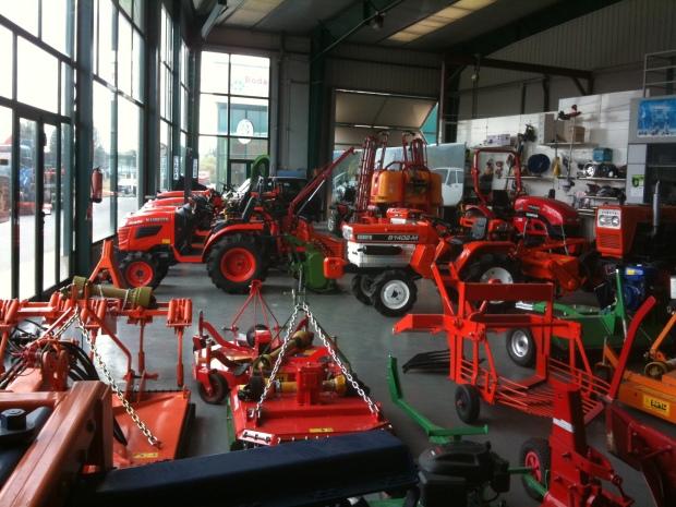 maquinaria agricola en Burgos 2