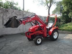 tractor en Burgos