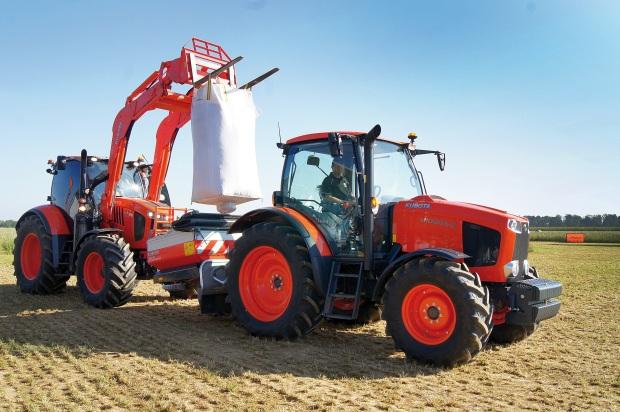 concesionario kubota tractores en Burgos