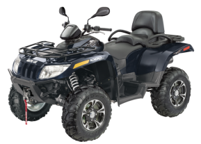 quads atv arctic cat en Burgos