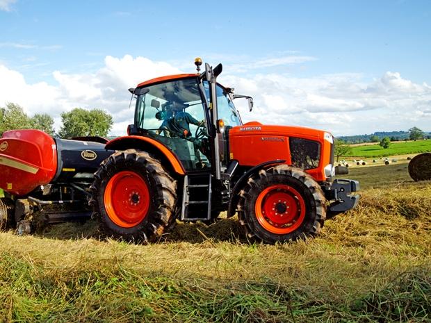 tractores en Palencia