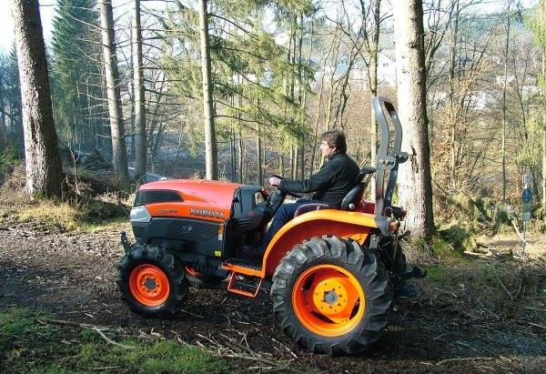tractores en burgos