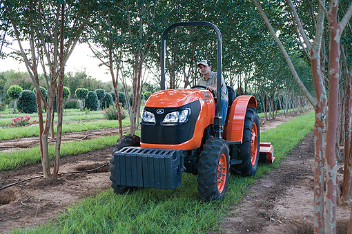 tractores estrechos en burgos