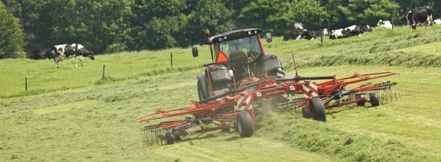 maquinaria agricola en Burgos