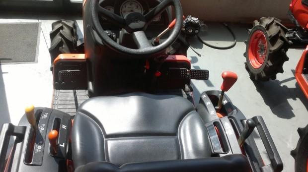 mini tractores de ocasión en Burgos