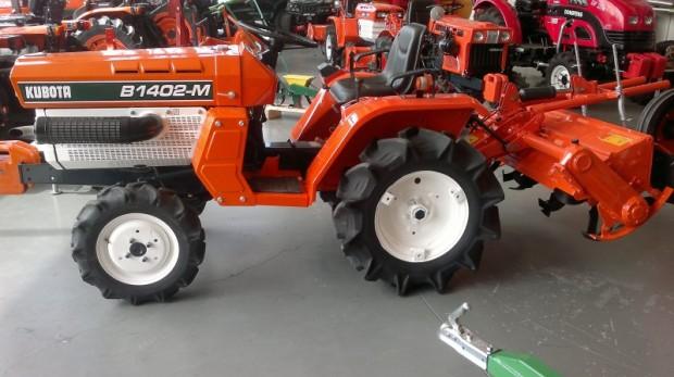 mini tractores de ocasión en Palencia
