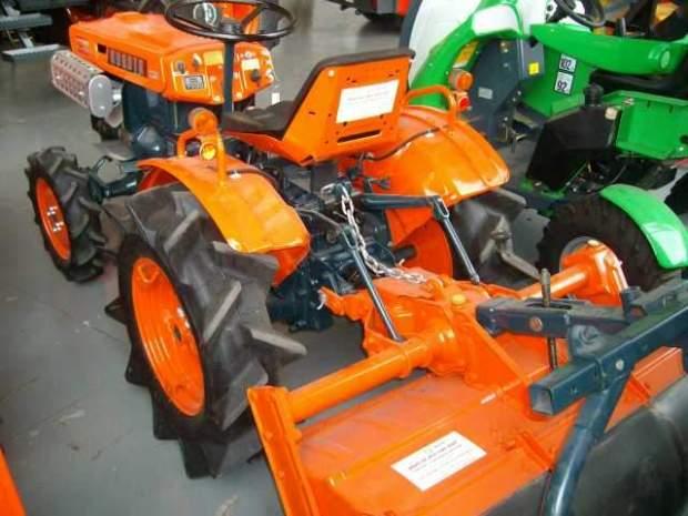 mini tractores de segunda mano en Burgos