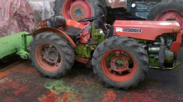 tractores articulados de segunda mano en Burgos