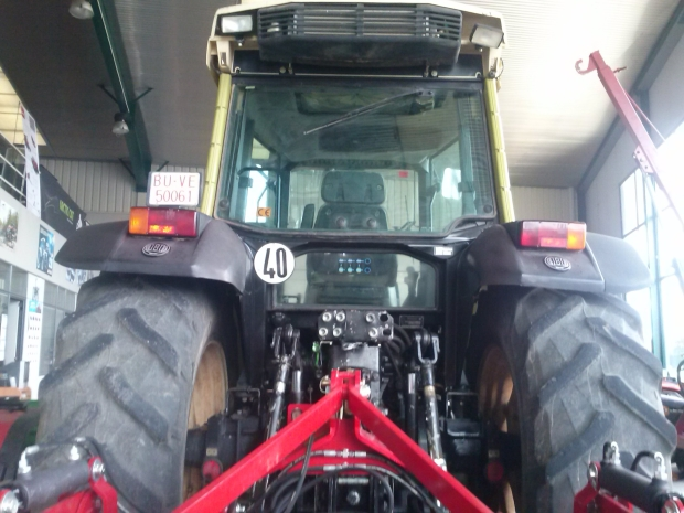 tractores de ocasion en Palencia
