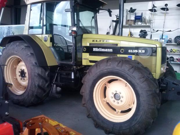 venta de tractores usados en Burgos