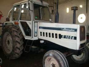tractores antiguos en Burgos