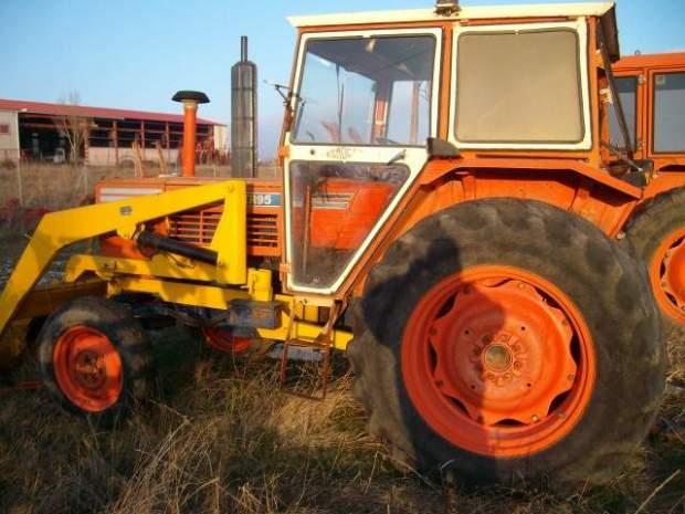 tractores con doble tracción de segunda mano en Burgos