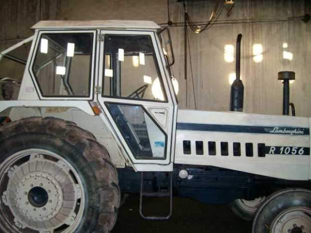tractores de ocasión en Palencia