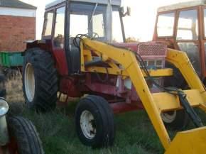 tractores de segunda mano con pala en Palencia