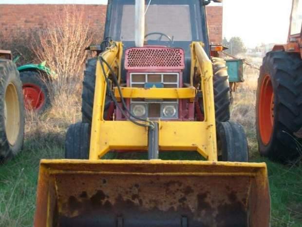 tractores de segunda mano en Palencia