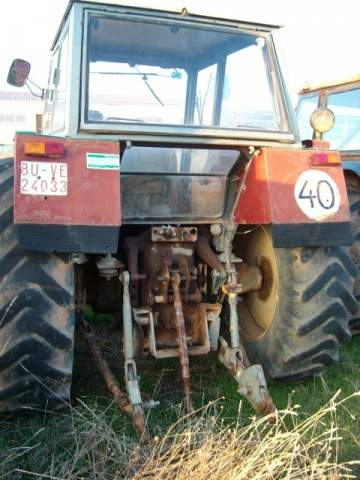 tractores fruteros de ocasión en Palencia