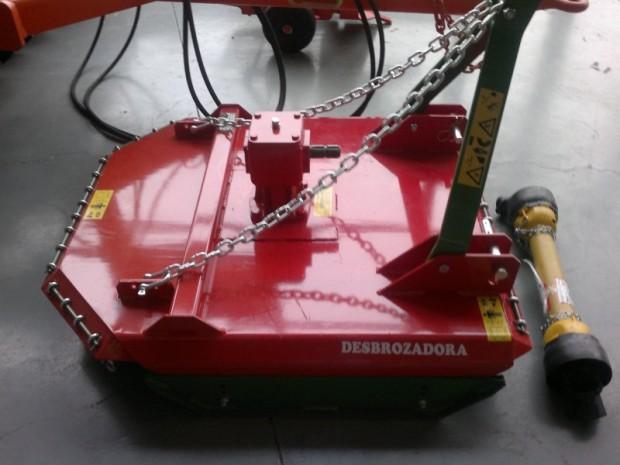 Desbrozadoras para mini tractores en Burgos