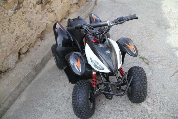 quads atv infantiles en Burgos