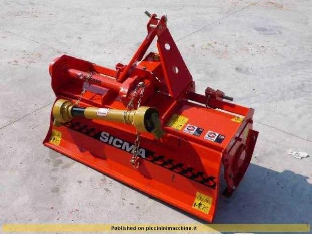 rotavator para mini tractores en Palencia