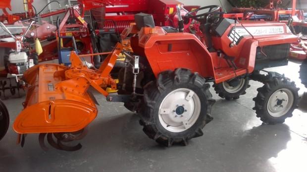 tractores Kubota de ocasión en Burgos