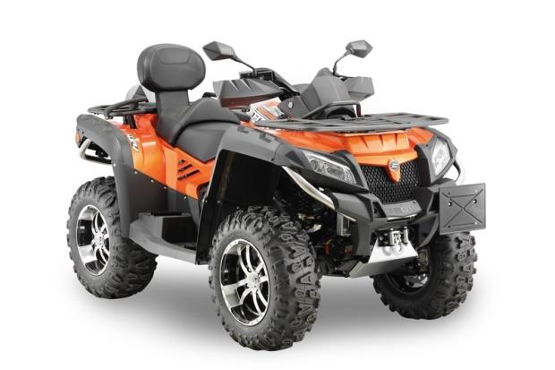 concesionario de quads ATV en Burgos