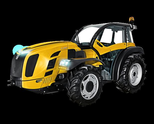 tractores viñeros en Burgos