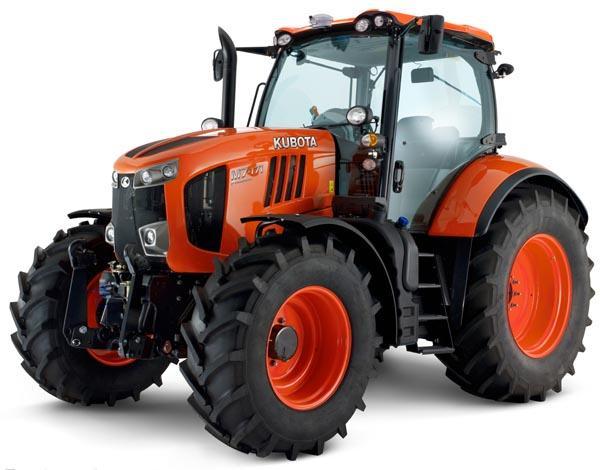 venta de tractores Kubota en Burgos