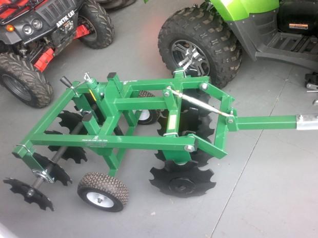 gradas ATV quad en Burgos