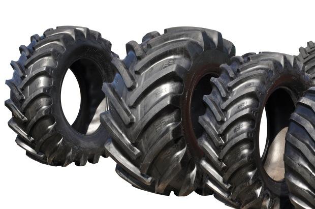 ruedas baratas para tractores en Burgos