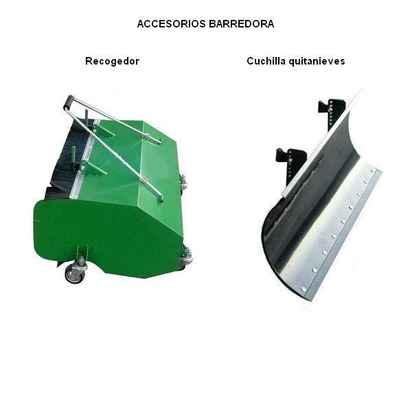 barredoras autopropulsadas en Burgos