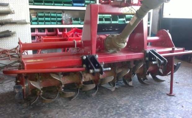 rotavator para minitractores de ocasión en Burgos