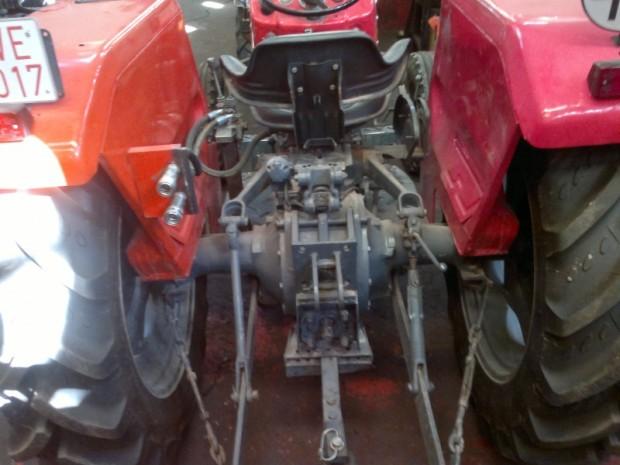 Tractores usados en Burgos