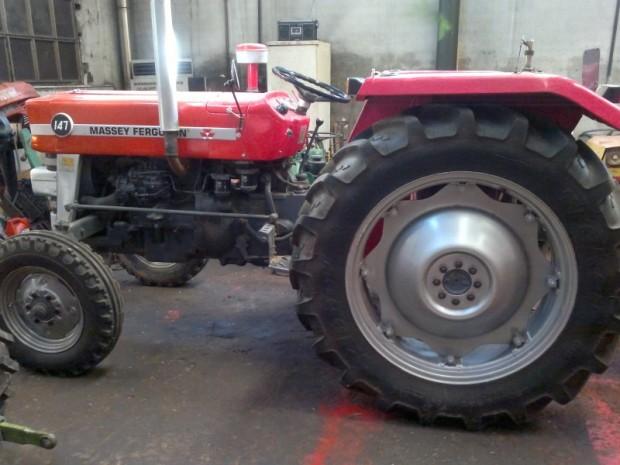 tractores usados para viñas en Burgos