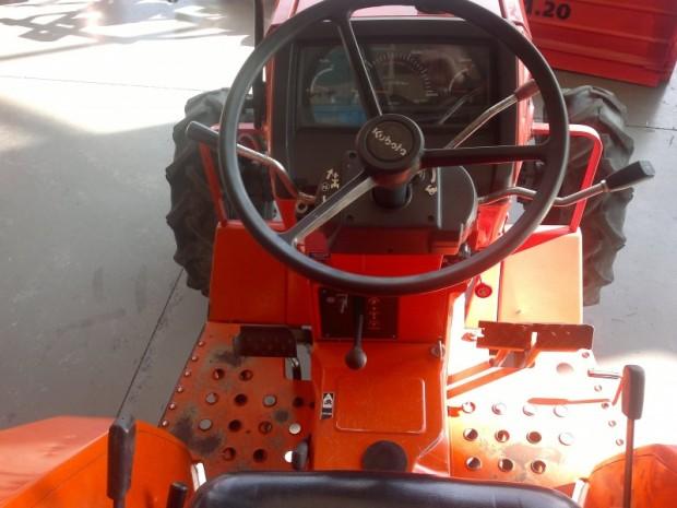 recambios para tractores Kubota en Palencia