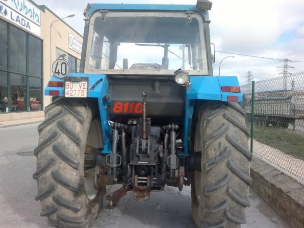tractores de segunda mano en Valladolid