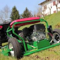 segadora de cesped para quad ATV en Burgos