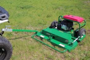 segadora de hierba para quad ATV en Bilbao
