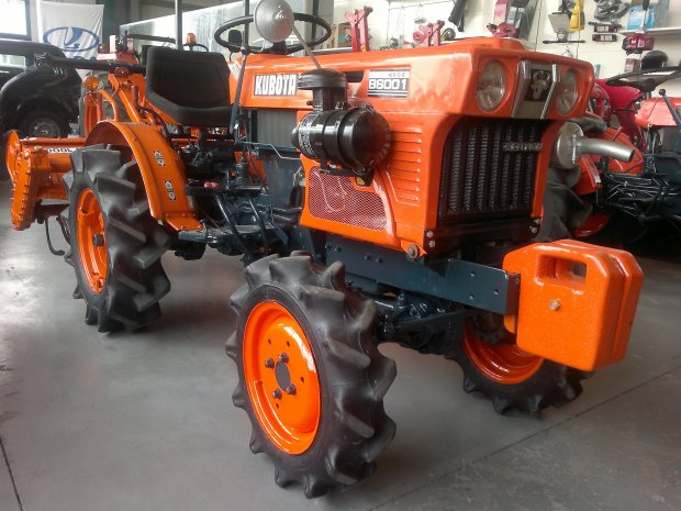 mini tractores baratos en Logroño