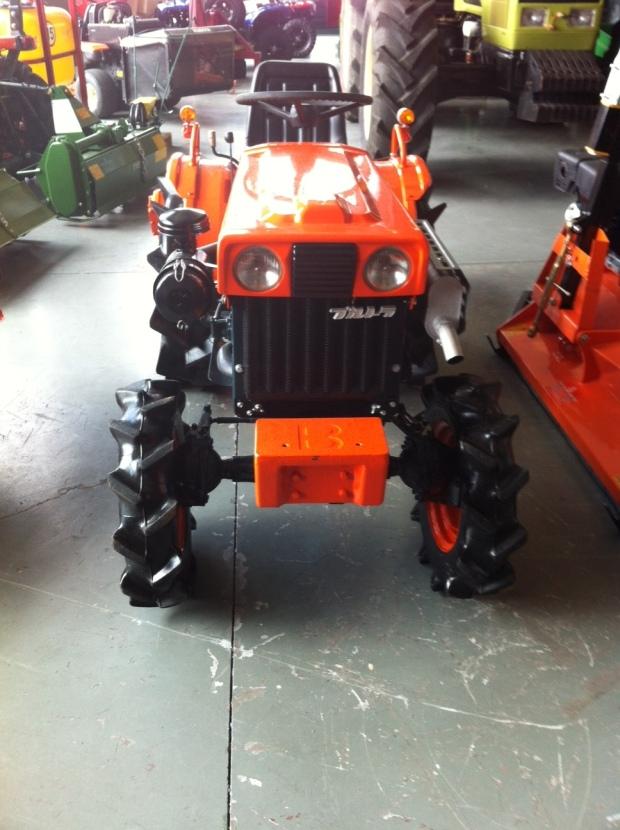 mini tractores usados en Segovia