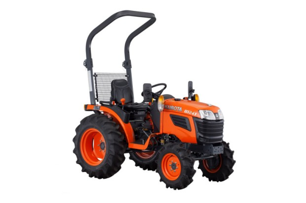 mini tractores Kubota en Palencia