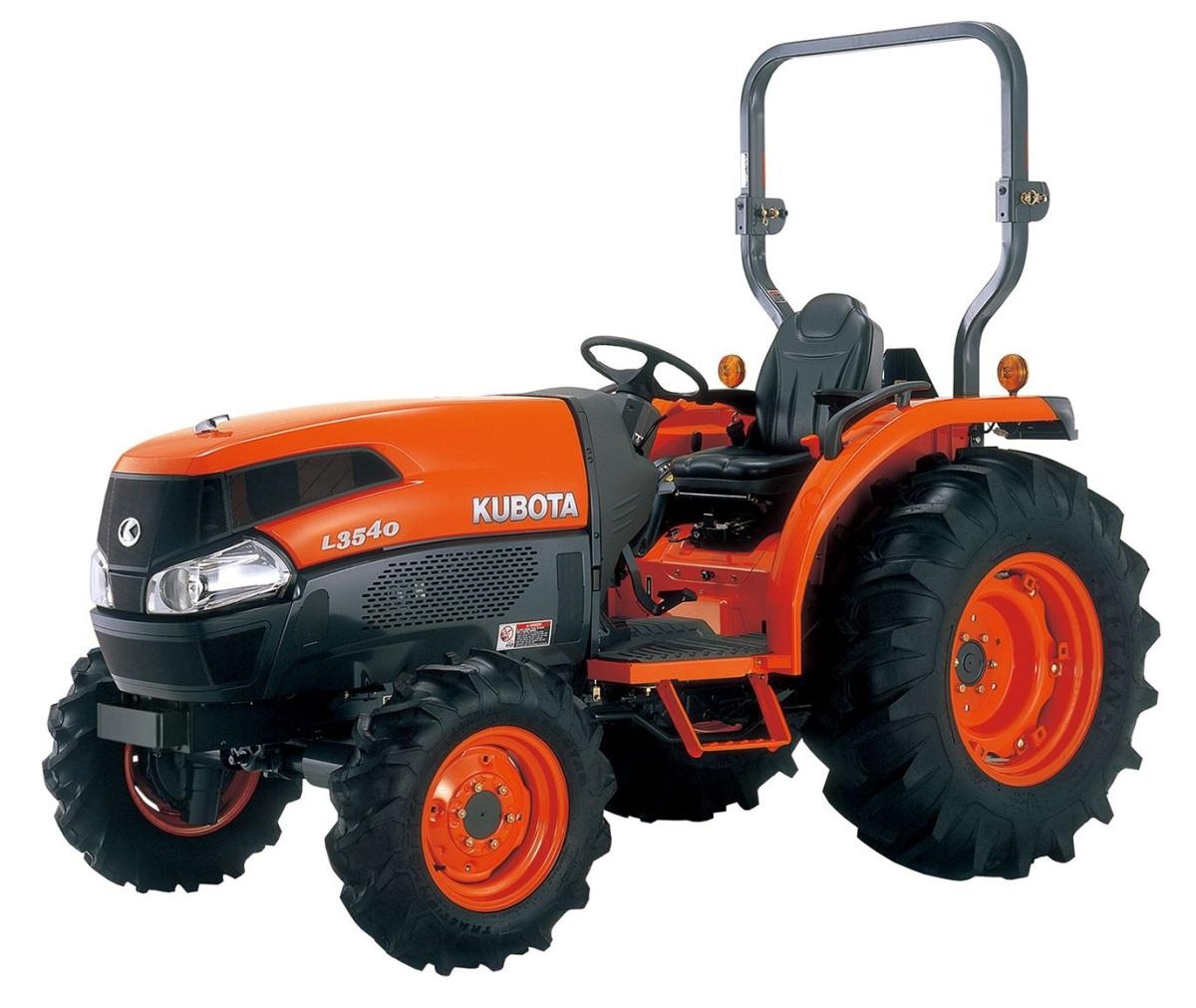 tractor kubota l 3540