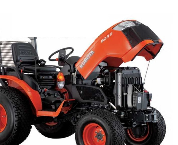 tractores para jardineria en Alava