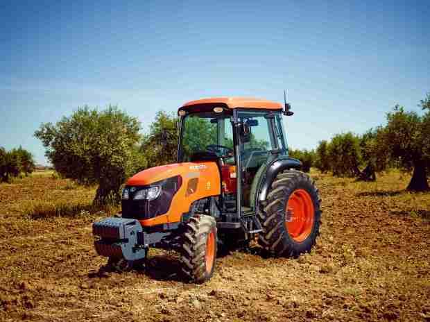 tractores para cultivos especializados en Burgos