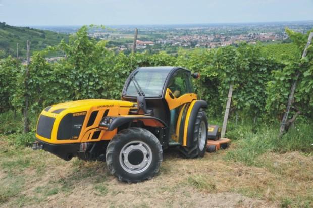 tractores frutales en la Rioja