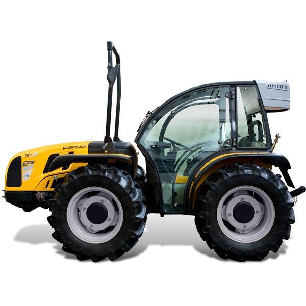 tractores para frutales en Burgos