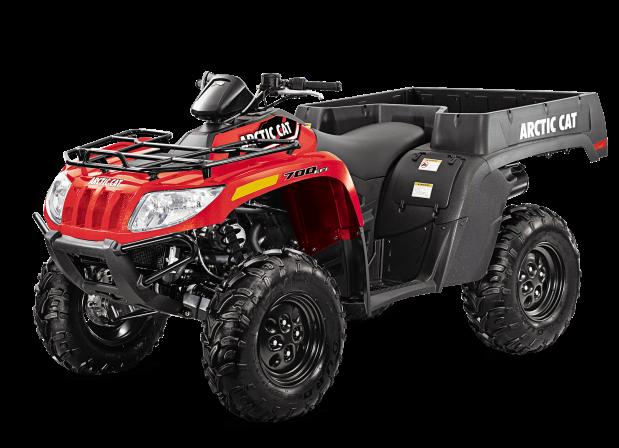 quads ATV de trabajo en Albacete