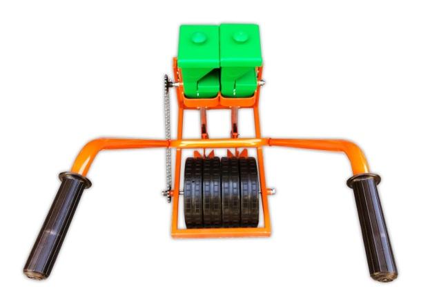 sembradoras manuales de dos filas en Alicante