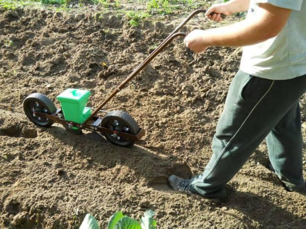 sembradoras manuales hortícolas en Palencia