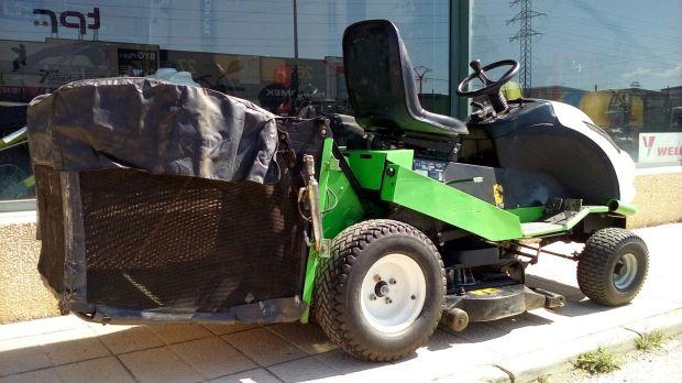 tractores cortacésped de ocasión en Alava